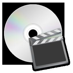 иконки DVDmaker, видео, диск,