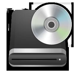 иконки CD Drive, дисковод,