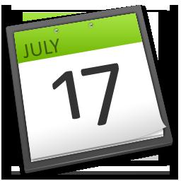 иконки Calender, календарь,