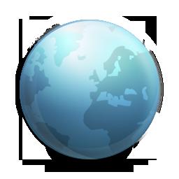 иконки Globe Connected, интернет, подключен, есть сеть, internet, планета,