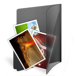 иконки My Pictures, мои изображения, картинки, папка, folder,