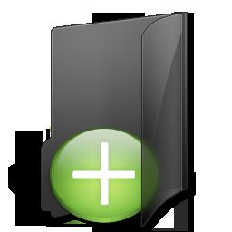 иконки New Folder, новая папка,