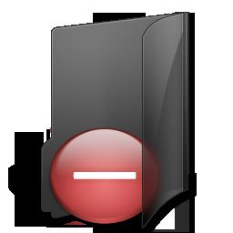 иконки Private Folder, приватная папка, ограниченная папка,