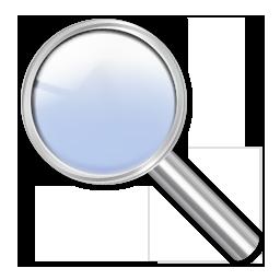 иконка search, поиск, лупа,