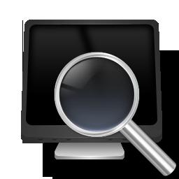 иконки Search Computer, поиск,