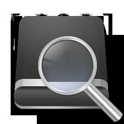 иконки Search Drive, поиск,