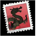 иконки Mail, марка,