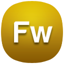 иконка fw, adobe, fireworks,