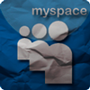 иконки myspace, майспейс,