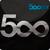 иконка 500px, 500,