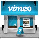 иконки vimeo, магазин, shop,