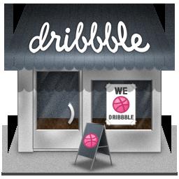 иконки dribbble, магазин, shop,