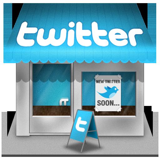 иконка twitter, твиттер, магазин, shop,