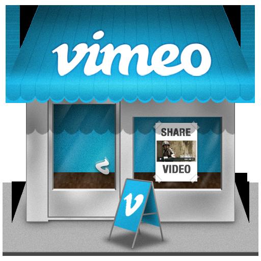 иконка vimeo, магазин, shop,