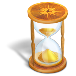 иконки  hourglass, песочные часы,