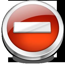 иконки restricted, ограничение, закрыто,