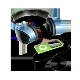 иконки headphones, наушники, headphone, плеер,
