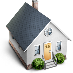 иконки  house, дом,