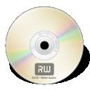 иконки DVDRW, disc, диск,
