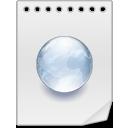 иконки Generic Net Blank, страница,