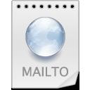 иконка MAILTO,