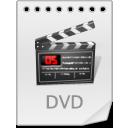 иконки  DVD,