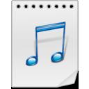 иконки Music Blank,