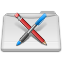 иконки Applications, приложения, папка, folder,