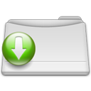 иконки Dropbox, загрузки, папка, folder,