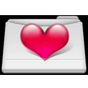 иконки Favorites, избранное, любимое, сердце, папка, любовь, folder,