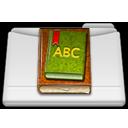 иконки Library, библиотека, папка, folder,
