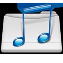 иконки Music, моя музыка, папка, folder,