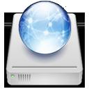 иконки iDisk, диск, интернет диск, сервер,