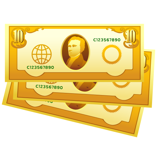 иконки money, деньги, доллар,