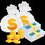 иконки money bag, мешок денег, деньги, money, богатство,