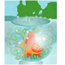 иконки aquarium, аквариум,