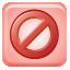 иконки запрет, удалить, delete,