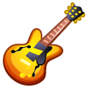 иконки garageband, гитара,