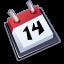 иконка iCal, календарь,