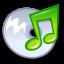 иконки itunes, музыка,