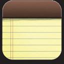 иконки notes, заметки,