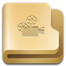 иконки folder videos, мои видеозаписи, видео, папка, folder,