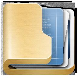 иконки folder data, папка,