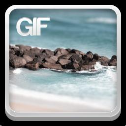 иконки gif file, файл,