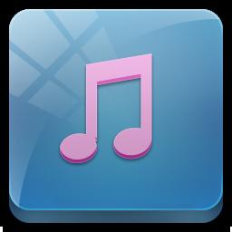 иконки library music, музыкальная библиотека,