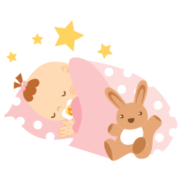 иконки sleeping, спит, спать, сон, ребенок, малыш, девочка,