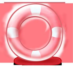 иконка bouee, спасательный круг,