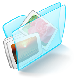 иконки  folder, image, папка, изображения, мои картинки,
