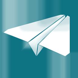 иконки paperplane, самолетик, бумажный самолет,