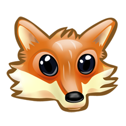 иконки  firefox, файрфокс, браузер, лиса, животное,
